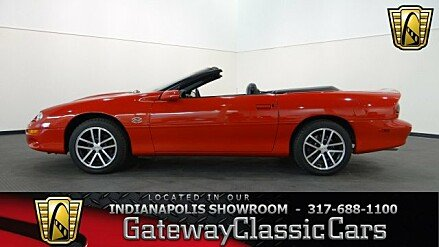 2002 Chevrolet Camaro Z28 Convertible for sale 100963722