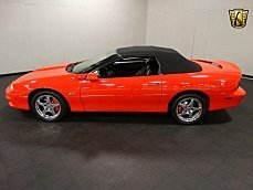 2002 Chevrolet Camaro Z28 Convertible for sale 100964795
