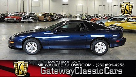 2002 Chevrolet Camaro Z28 Coupe for sale 100964840
