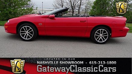 2002 Chevrolet Camaro Z28 Convertible for sale 100974241