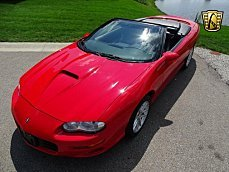 2002 Chevrolet Camaro Z28 Convertible for sale 101025710