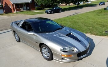 2002 Chevrolet Camaro Z28 Coupe for sale 101037568