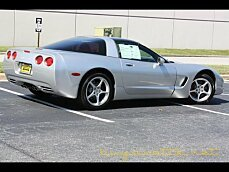 2002 Chevrolet Corvette Coupe for sale 100019689
