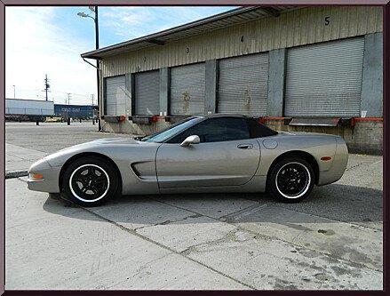 2002 Chevrolet Corvette for sale 100736875
