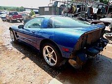 2002 Chevrolet Corvette Coupe for sale 100749761