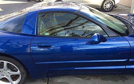 2002 Chevrolet Corvette Coupe for sale 100755846