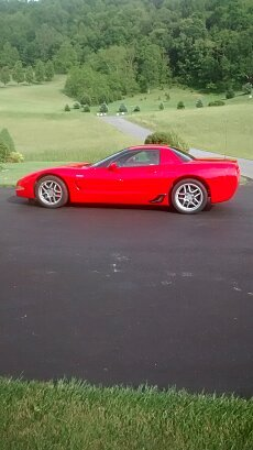 2002 Chevrolet Corvette Z06 Coupe for sale 100766900
