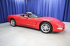 2002 Chevrolet Corvette Convertible for sale 100772620