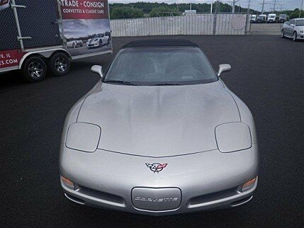 2002 Chevrolet Corvette Convertible for sale 100774405