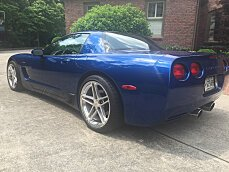 2002 Chevrolet Corvette Z06 Coupe for sale 100778812