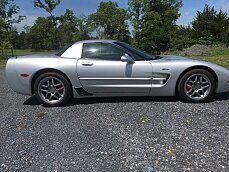 2002 Chevrolet Corvette Z06 Coupe for sale 100782726