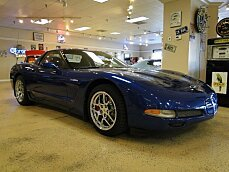 2002 Chevrolet Corvette Z06 Coupe for sale 100784034
