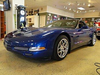 2002 Chevrolet Corvette Z06 Coupe for sale 100784034