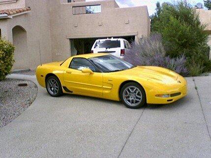 2002 Chevrolet Corvette Z06 Coupe for sale 100786913