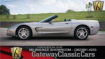 2002 Chevrolet Corvette Convertible for sale 100799689