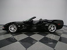 2002 Chevrolet Corvette Convertible for sale 100800173