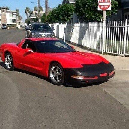 2002 Chevrolet Corvette for sale 100827417