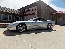 2002 Chevrolet Corvette for sale 100831722