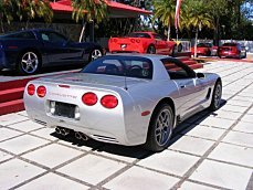 2002 Chevrolet Corvette Z06 Coupe for sale 100835868