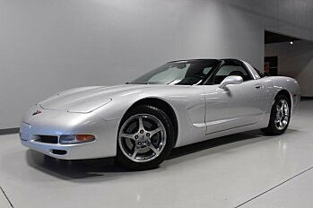 2002 Chevrolet Corvette Coupe for sale 100760296