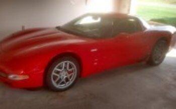 2002 Chevrolet Corvette Z06 Coupe for sale 100766900