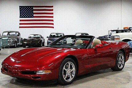 2002 Chevrolet Corvette Convertible for sale 100849146
