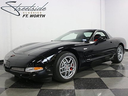 2002 Chevrolet Corvette Z06 Coupe for sale 100854846