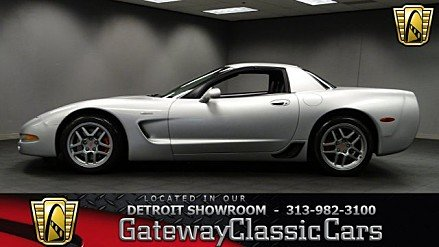 2002 Chevrolet Corvette Z06 Coupe for sale 100860605