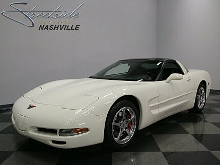 2002 Chevrolet Corvette Coupe for sale 100863852