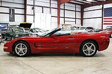 2002 Chevrolet Corvette for sale 100867072