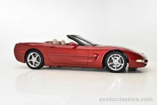 2002 Chevrolet Corvette Convertible for sale 100871167