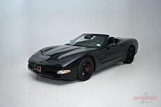 2002 Chevrolet Corvette Convertible for sale 100891572