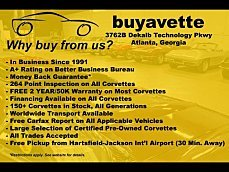 2002 Chevrolet Corvette Z06 Coupe for sale 100898430