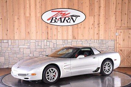 2002 Chevrolet Corvette Z06 Coupe for sale 100898611