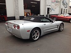 2002 Chevrolet Corvette for sale 100906042