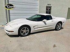 2002 Chevrolet Corvette Convertible for sale 100910498