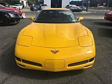 2002 Chevrolet Corvette Z06 Coupe for sale 100911163