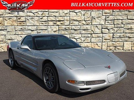2002 Chevrolet Corvette Z06 Coupe for sale 100913580