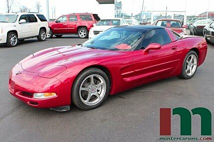 2002 Chevrolet Corvette Coupe for sale 100923344