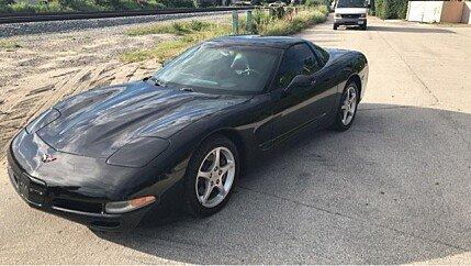 2002 Chevrolet Corvette Coupe for sale 100925151