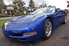 2002 Chevrolet Corvette Convertible for sale 100925901
