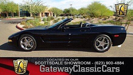 2002 Chevrolet Corvette Convertible for sale 100929677
