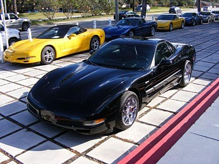 2002 Chevrolet Corvette Z06 Coupe for sale 100945922