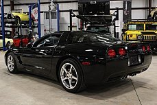 2002 Chevrolet Corvette Coupe for sale 100961700