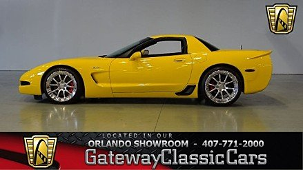 2002 Chevrolet Corvette for sale 100965593