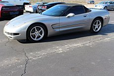 2002 Chevrolet Corvette Convertible for sale 100965837