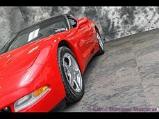 2002 Chevrolet Corvette Coupe for sale 100981231