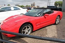 2002 Chevrolet Corvette Convertible for sale 100989239