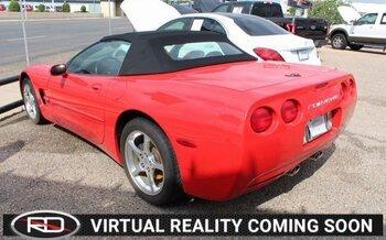 2002 Chevrolet Corvette Convertible for sale 100989239