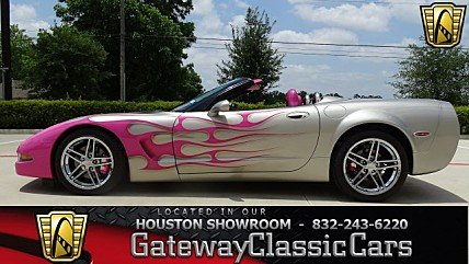 2002 Chevrolet Corvette Convertible for sale 100994225